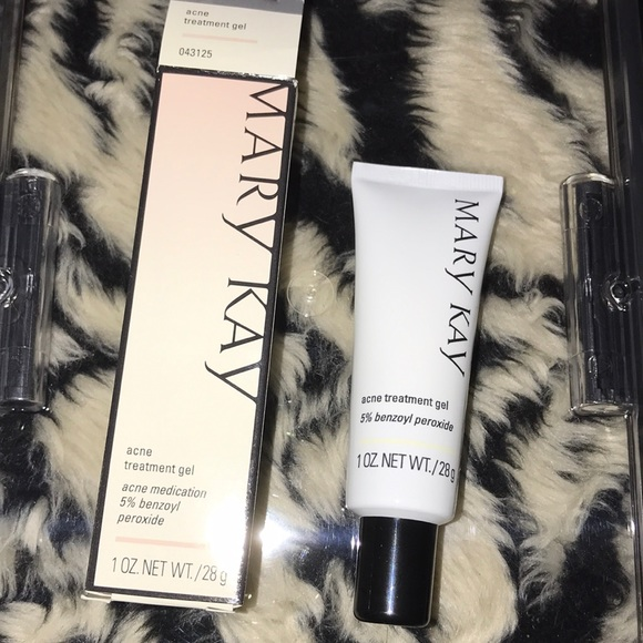 Mary Kay Makeup Acne Treatment Gel 5 Benzoyl Peroxide Poshmark